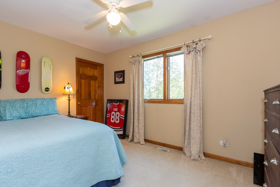 Real Estate Photography - 2743 Fairhauser Rd, Naperville, IL, 60564 - 2nd Bedroom