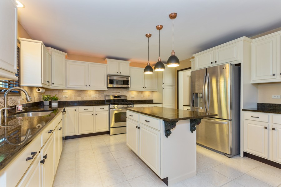Real Estate Photography - 2743 Fairhauser Rd, Naperville, IL, 60564 - Kitchen 2