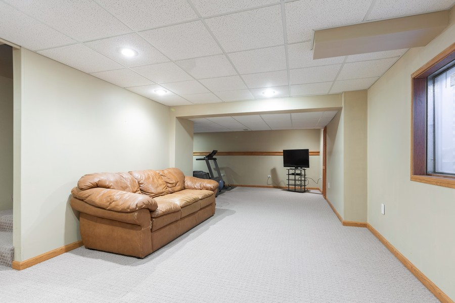 Real Estate Photography - 2743 Fairhauser Rd, Naperville, IL, 60564 - Basement