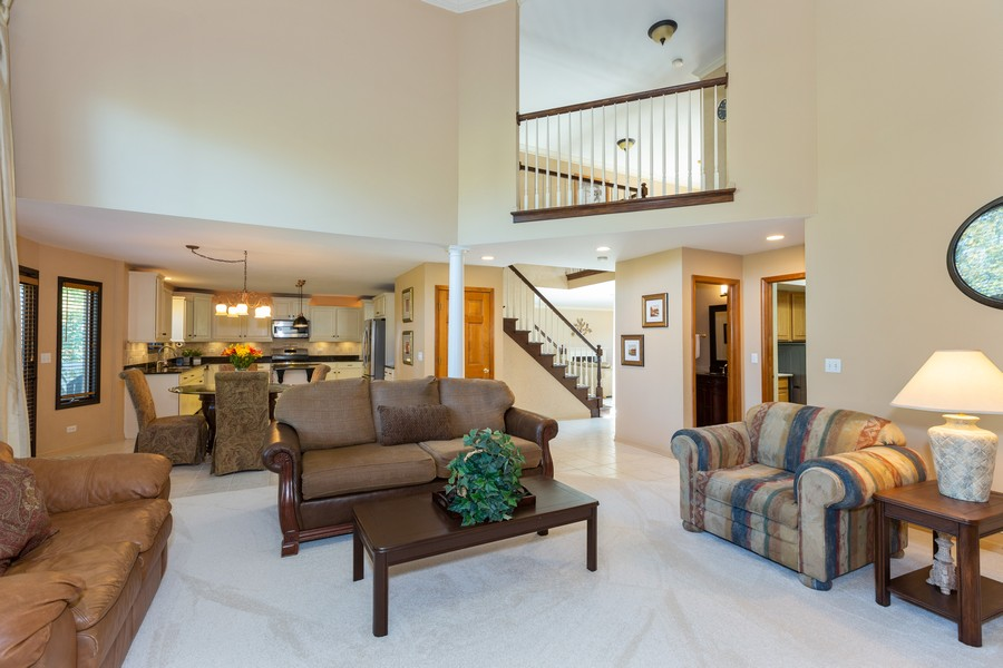 Real Estate Photography - 2743 Fairhauser Rd, Naperville, IL, 60564 - First Floor