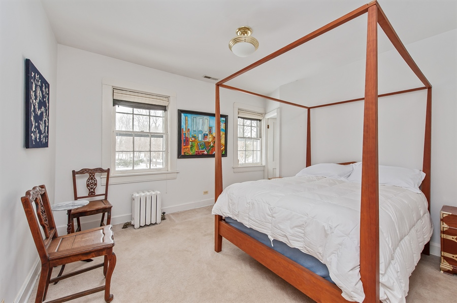 Real Estate Photography - 678 SHERIDAN, WINNETKA, IL, 60093 - 4th Bedroom
