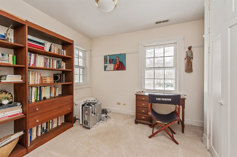 Real Estate Photography - 678 SHERIDAN, WINNETKA, IL, 60093 - 5th Bedroom