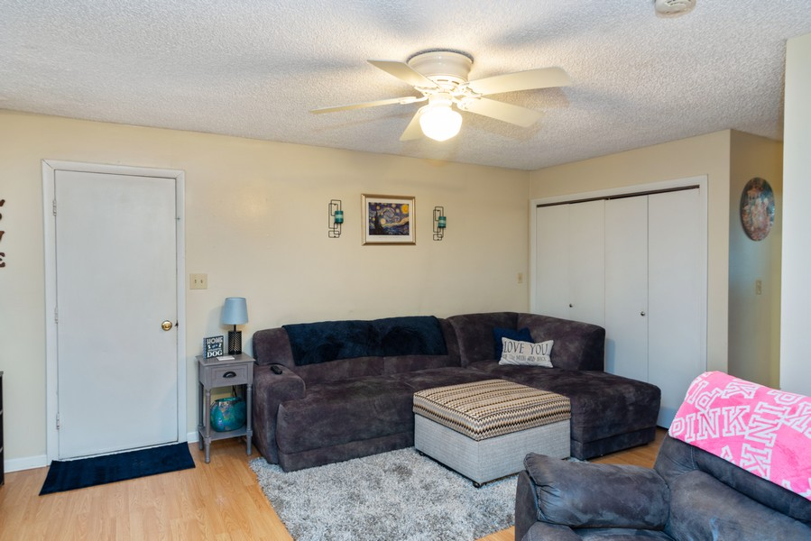 Real Estate Photography - 166 Keigher Dr, Manteno, IL, 60950 - Living Room