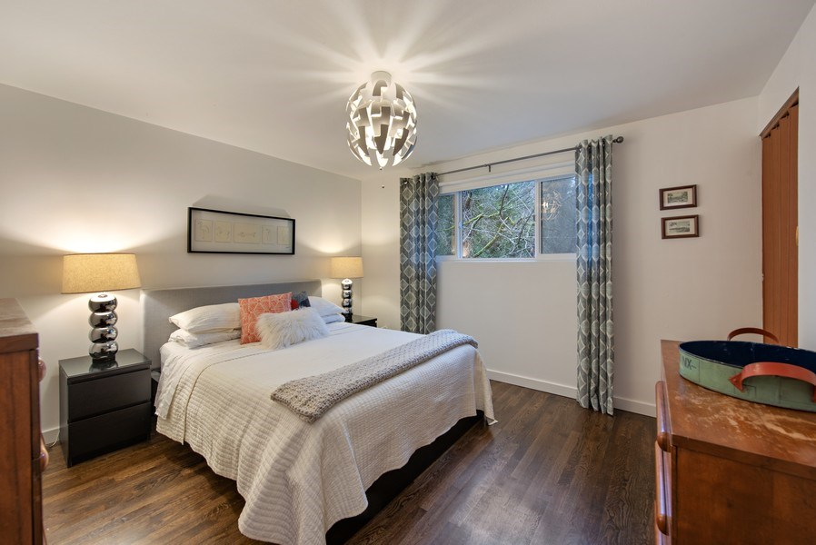 Real Estate Photography - 4552 151st Ave SE, Bellevue, WA, 98006 - Master Bedroom