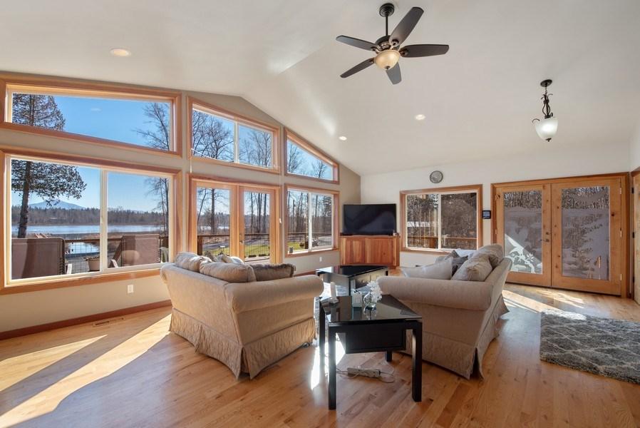 Real Estate Photography - 6416 97th Dr NE, Lake Stevens, WA, 98258 - Living Room