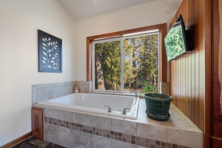 Real Estate Photography - 6416 97th Dr NE, Lake Stevens, WA, 98258 - Master Bathroom