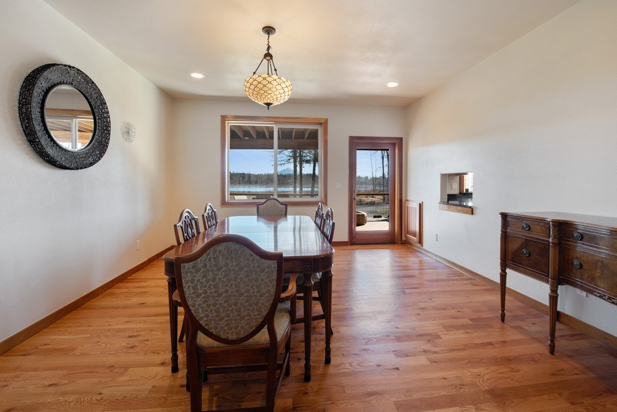Real Estate Photography - 6416 97th Dr NE, Lake Stevens, WA, 98258 - Dining Room