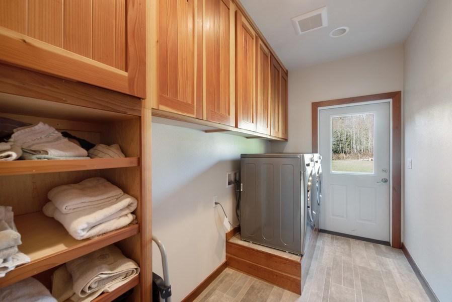 Real Estate Photography - 6416 97th Dr NE, Lake Stevens, WA, 98258 - Laundry Room