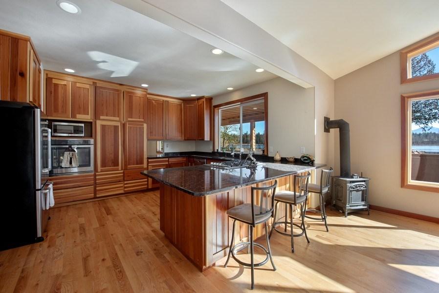 Real Estate Photography - 6416 97th Dr NE, Lake Stevens, WA, 98258 - Kitchen