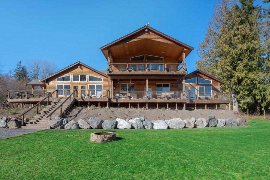 Real Estate Photography - 6416 97th Dr NE, Lake Stevens, WA, 98258 - Front View