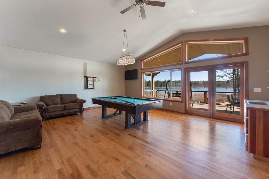 Real Estate Photography - 6416 97th Dr NE, Lake Stevens, WA, 98258 - Pool Room