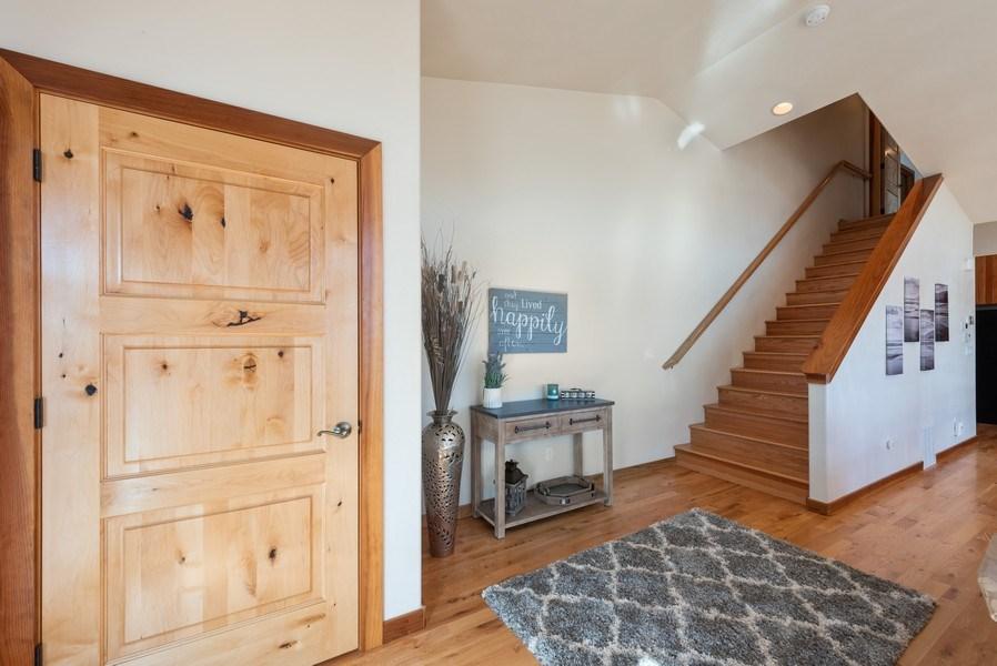 Real Estate Photography - 6416 97th Dr NE, Lake Stevens, WA, 98258 - Staircase