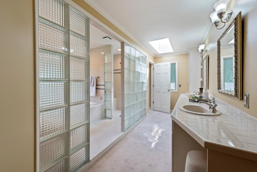 Real Estate Photography - 16620 NE 167th Ct, Woodinville, WA, 98072 - Master Bathroom