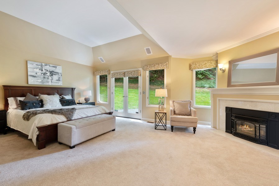 Real Estate Photography - 16620 NE 167th Ct, Woodinville, WA, 98072 - Master Bedroom