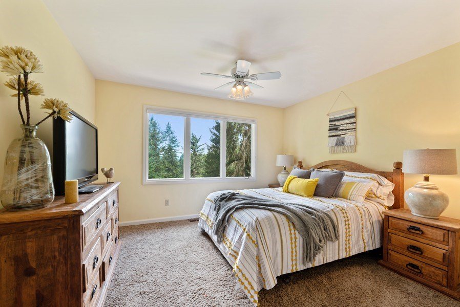 Real Estate Photography - 16620 NE 167th Ct, Woodinville, WA, 98072 - 4th Bedroom