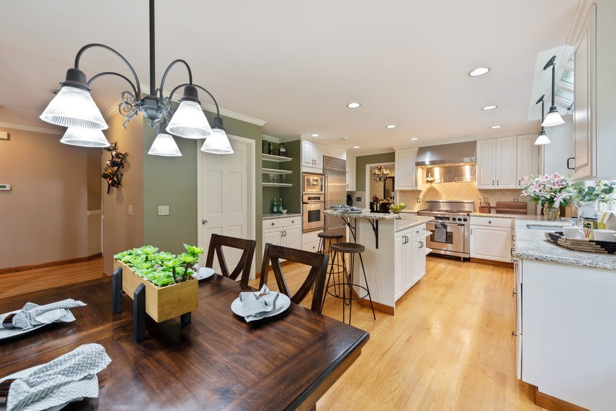 Real Estate Photography - 16620 NE 167th Ct, Woodinville, WA, 98072 - Kitchen / Breakfast Room