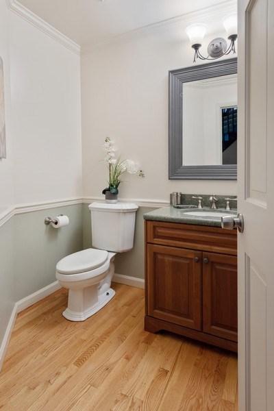 Real Estate Photography - 16620 NE 167th Ct, Woodinville, WA, 98072 - Powder Room