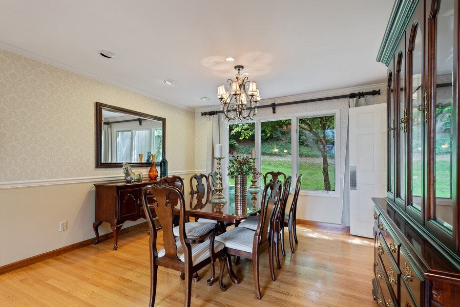 Real Estate Photography - 16620 NE 167th Ct, Woodinville, WA, 98072 - Dining Room