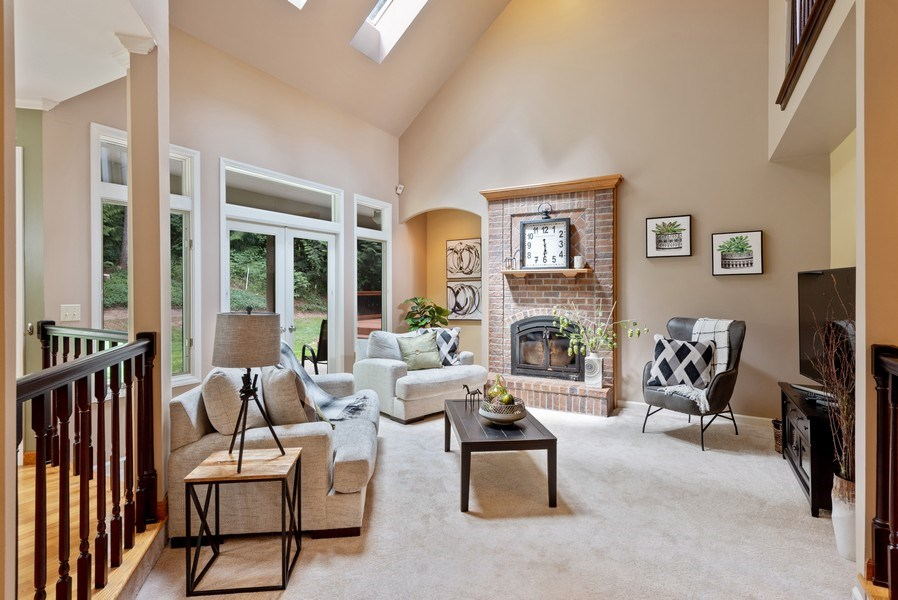 Real Estate Photography - 16620 NE 167th Ct, Woodinville, WA, 98072 - Family Room