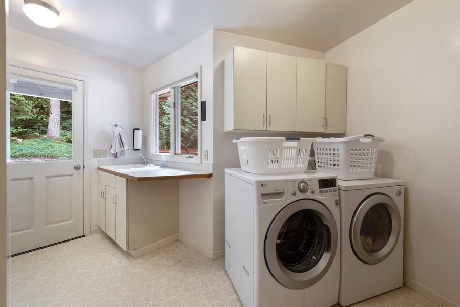 Real Estate Photography - 16620 NE 167th Ct, Woodinville, WA, 98072 - Laundry Room