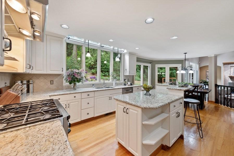 Real Estate Photography - 16620 NE 167th Ct, Woodinville, WA, 98072 - Kitchen