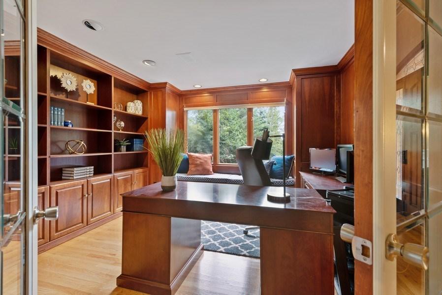 Real Estate Photography - 16620 NE 167th Ct, Woodinville, WA, 98072 - Office