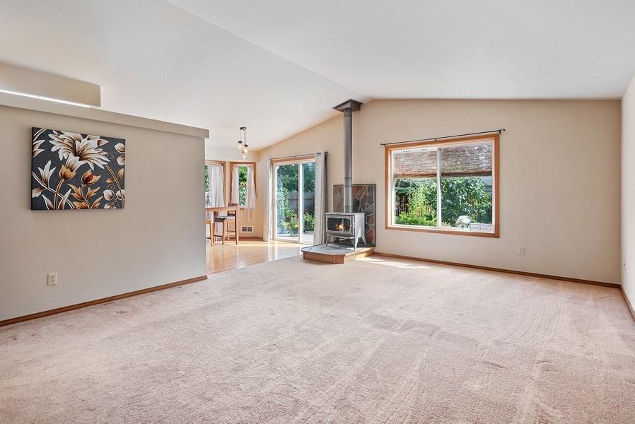Real Estate Photography - 9530 50th Ave NE, Marysville, WA, 98270 - Living Room