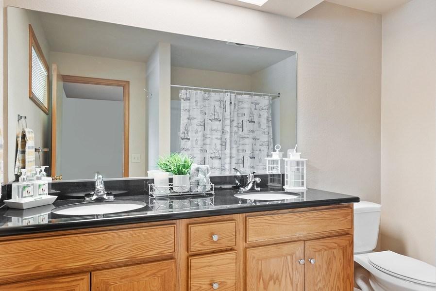 Real Estate Photography - 9530 50th Ave NE, Marysville, WA, 98270 - Master Bathroom