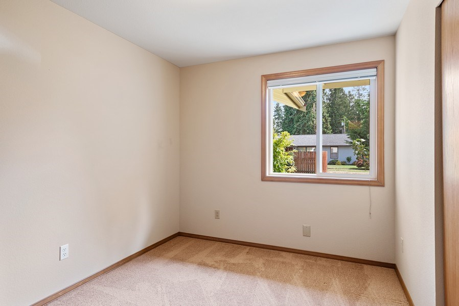 Real Estate Photography - 9530 50th Ave NE, Marysville, WA, 98270 - 2nd Bedroom