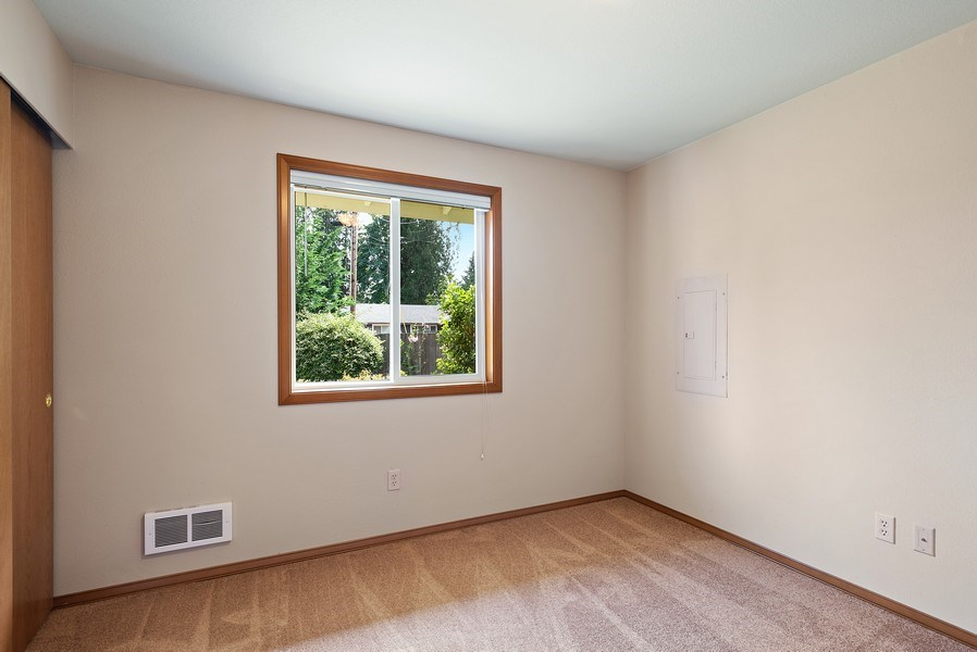 Real Estate Photography - 9530 50th Ave NE, Marysville, WA, 98270 - 3rd Bedroom
