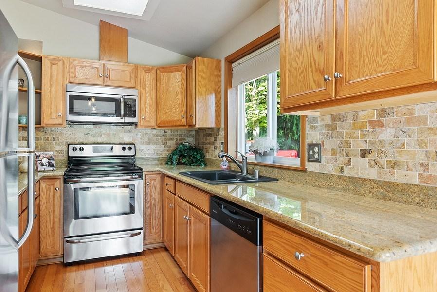 Real Estate Photography - 9530 50th Ave NE, Marysville, WA, 98270 - Kitchen