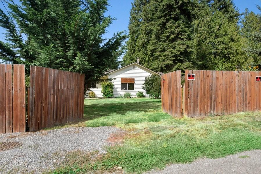 Real Estate Photography - 9530 50th Ave NE, Marysville, WA, 98270 - Back Yard