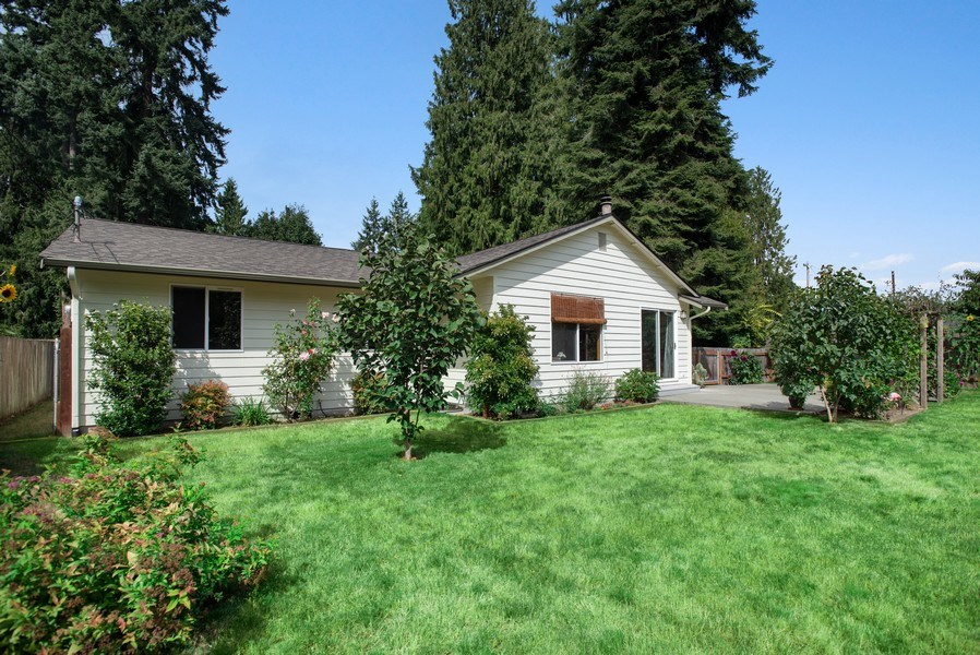 Real Estate Photography - 9530 50th Ave NE, Marysville, WA, 98270 - Rear View