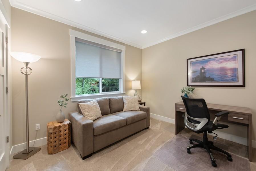 Real Estate Photography - 10698 N. Madison, Bainbridge Island, WA, 98110 - 2nd Bedroom