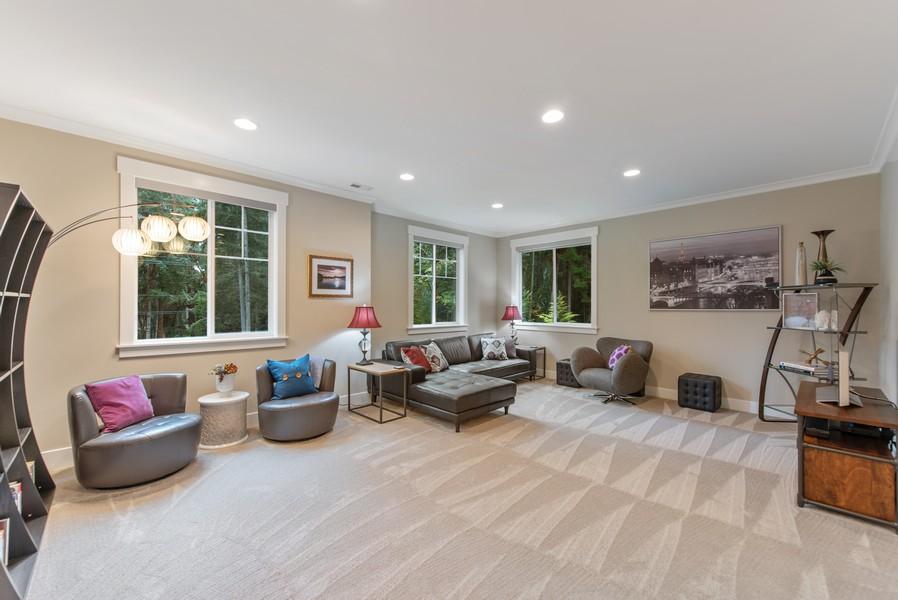 Real Estate Photography - 10698 N. Madison, Bainbridge Island, WA, 98110 - Bonus Room