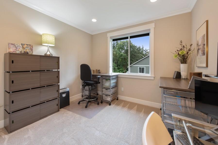 Real Estate Photography - 10698 N. Madison, Bainbridge Island, WA, 98110 - 4th Bedroom