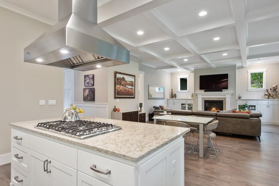 Real Estate Photography - 10698 N. Madison, Bainbridge Island, WA, 98110 - Kitchen