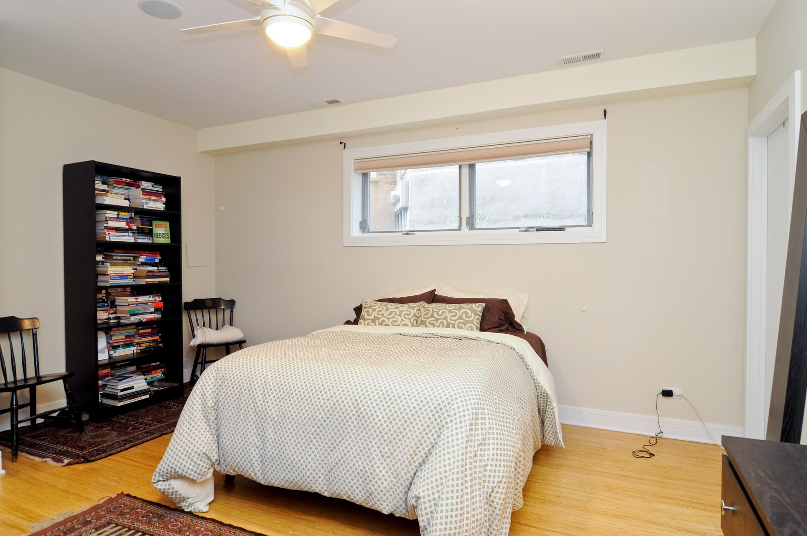 Real Estate Photography - 950 Cullerton, A, Chicago, IL, 60608 - Master Bedroom