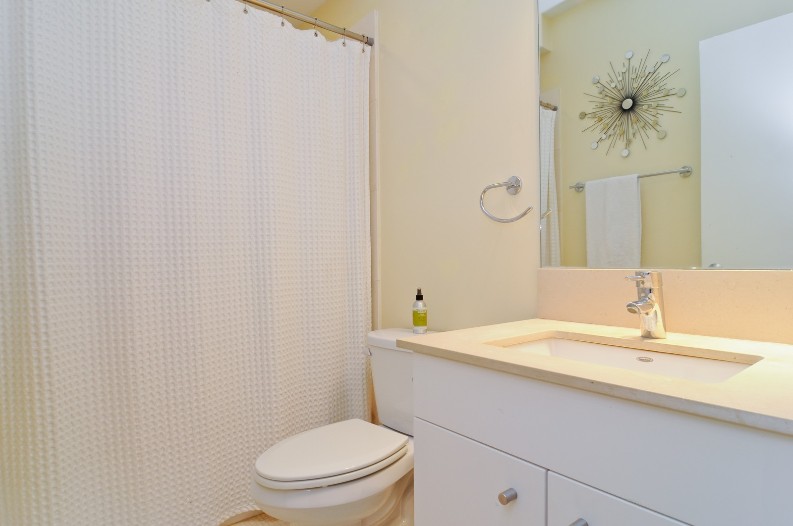 Real Estate Photography - 950 Cullerton, A, Chicago, IL, 60608 - Bathroom