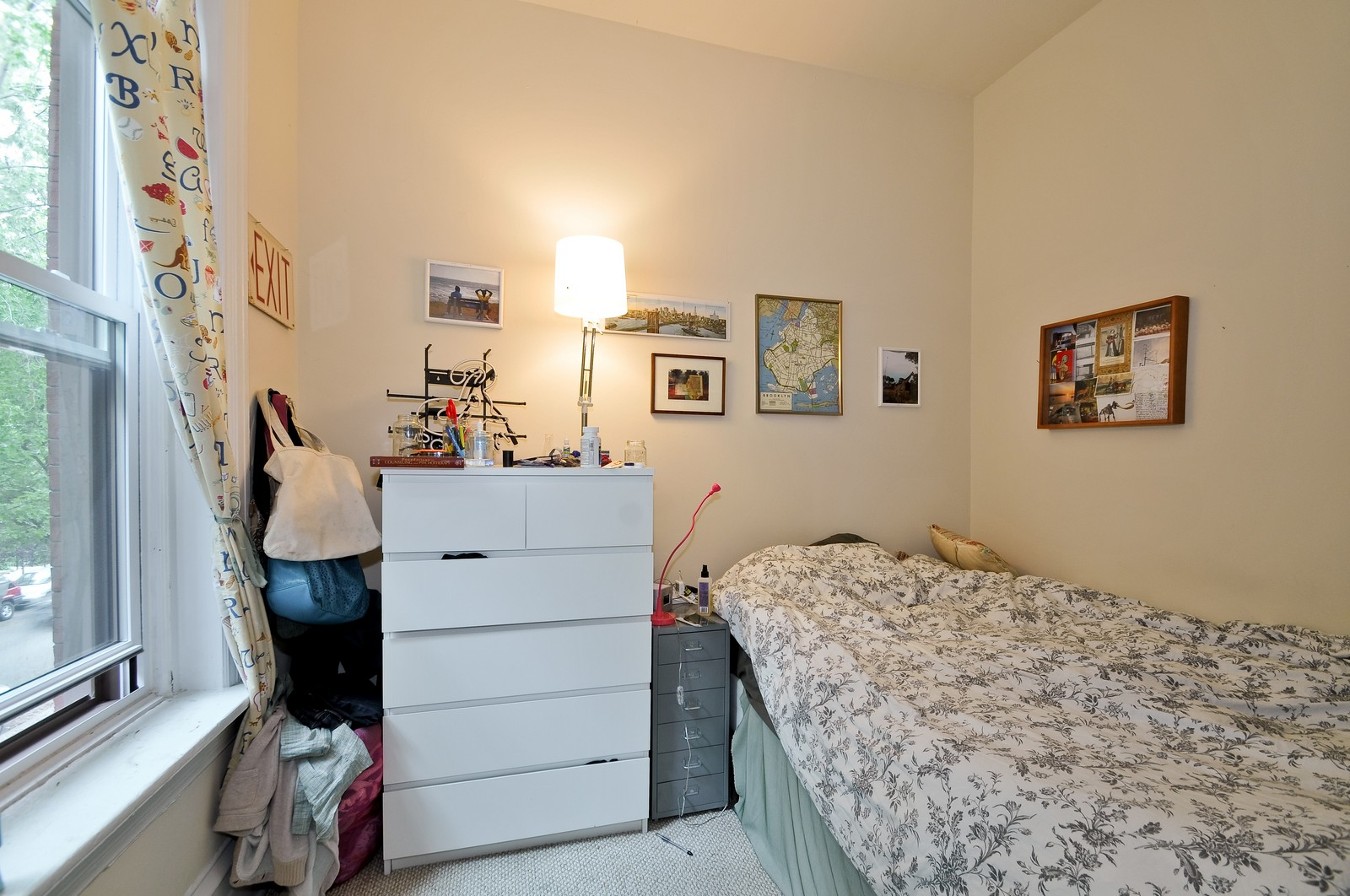 Real Estate Photography - 900 W. Newport, Chicago, IL, 60657 - 2nd Bedroom