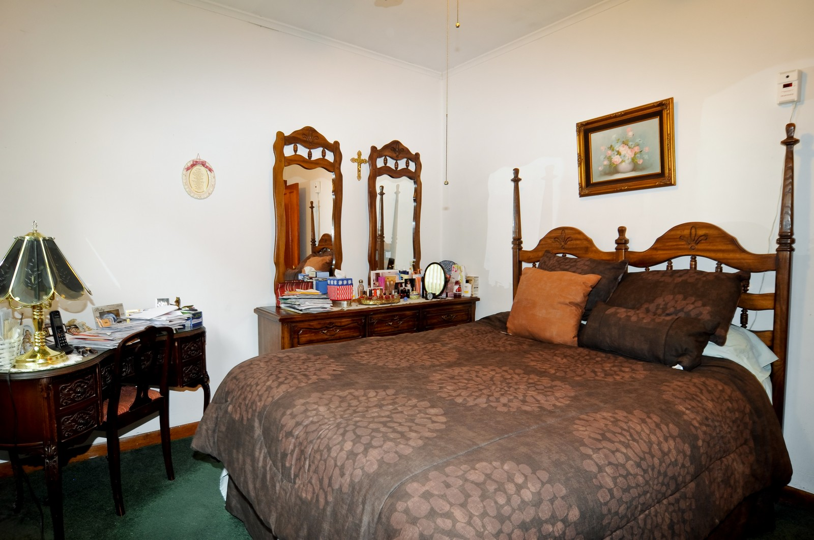 Real Estate Photography - 2930 N. Kildare, Chicago, IL, 60641 - Master Bedroom