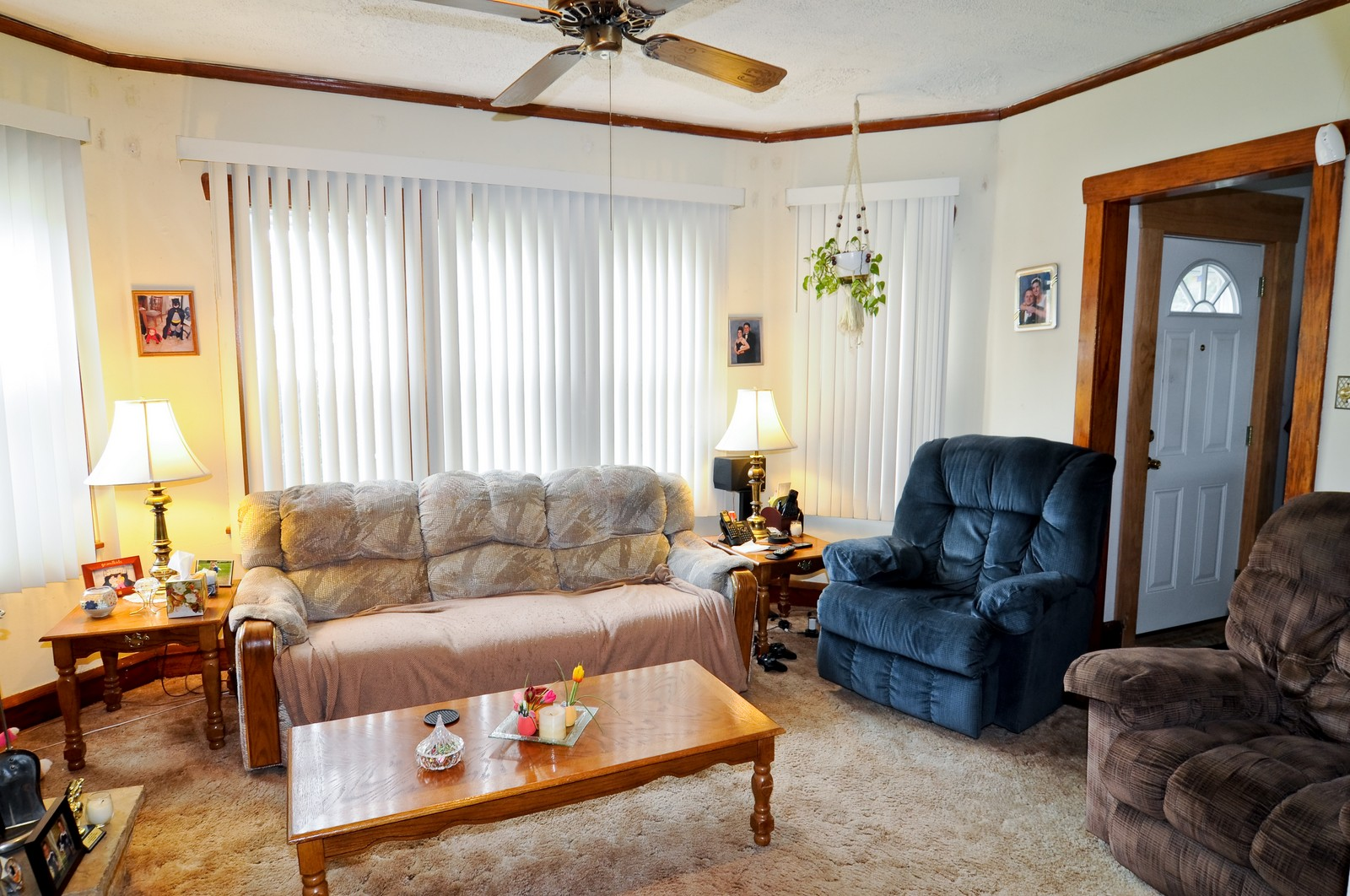 Real Estate Photography - 2930 N. Kildare, Chicago, IL, 60641 - Living Room
