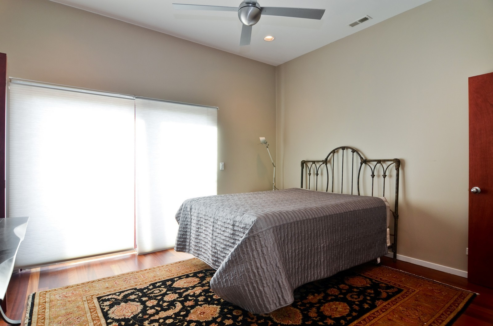 Real Estate Photography - 1872 N Damen Avenue, 3S, Chicago, IL, 60610 - Master Bedroom