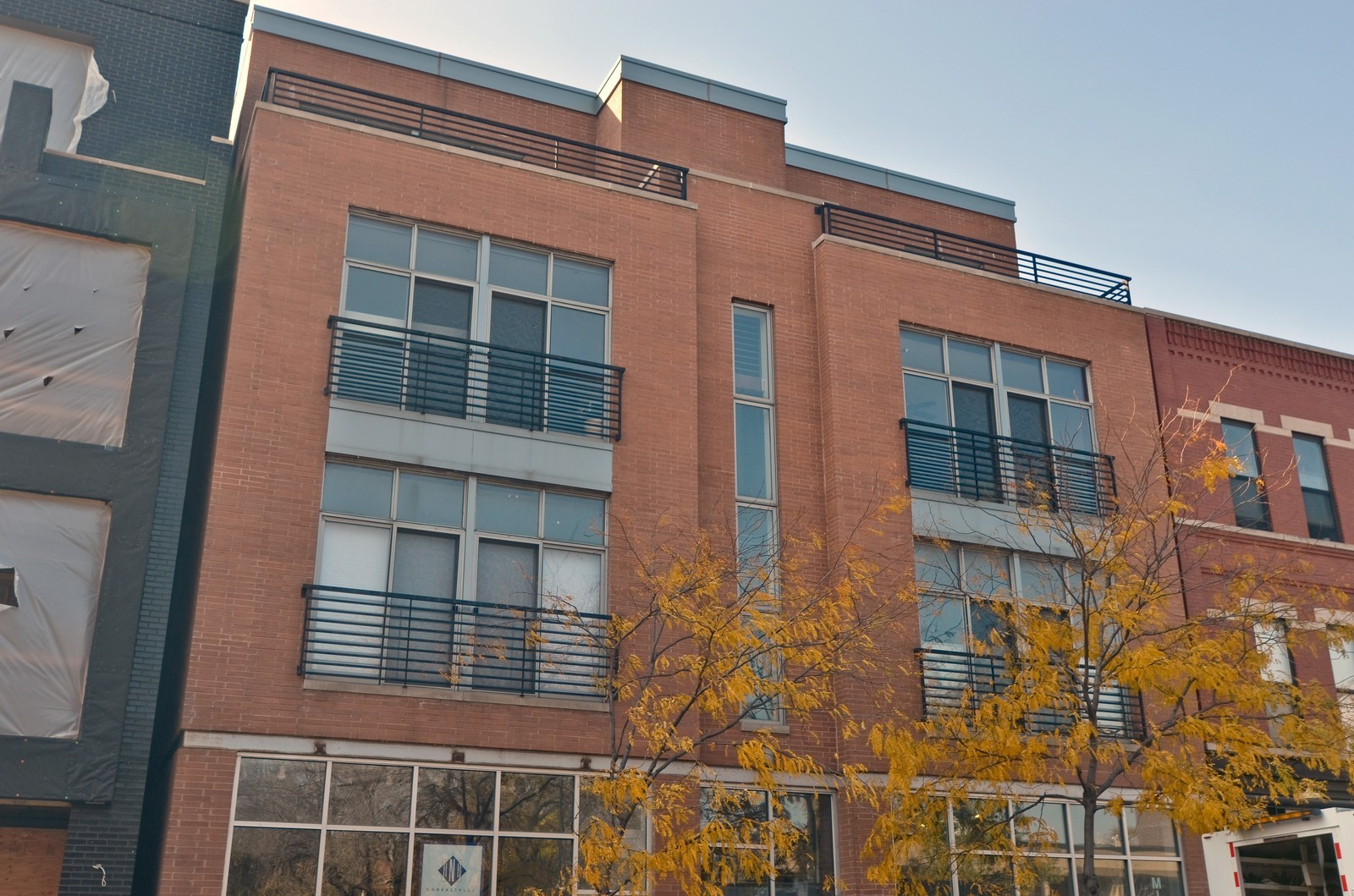 Real Estate Photography - 1872 N Damen Avenue, 3S, Chicago, IL, 60610 - Front View