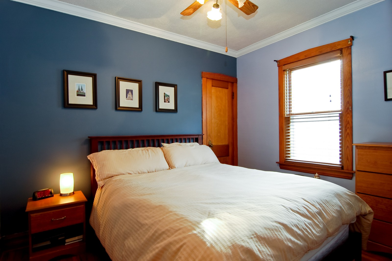 Real Estate Photography - 2934 N 73rd Ct, Elmwood Park, IL, 60707 - Guest Bedroom