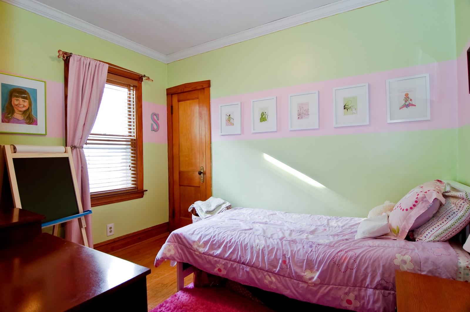 Real Estate Photography - 2934 N 73rd Ct, Elmwood Park, IL, 60707 - Kids Bedroom