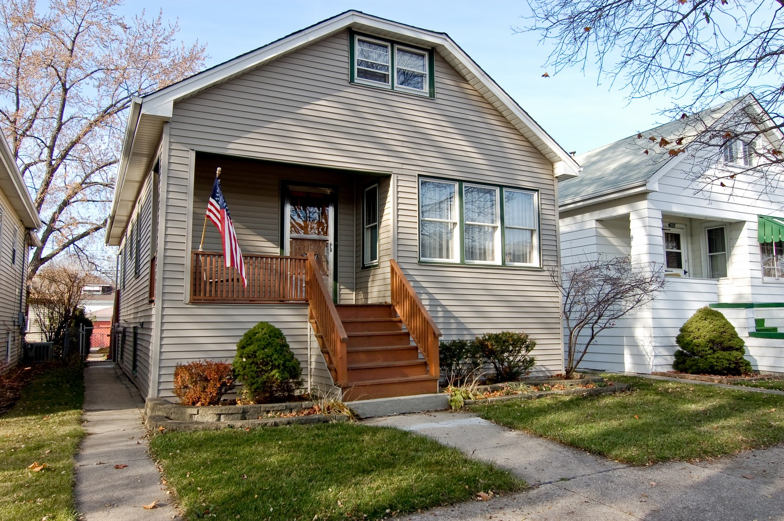 Real Estate Photography - 2934 N 73rd Ct, Elmwood Park, IL, 60707 - Front View