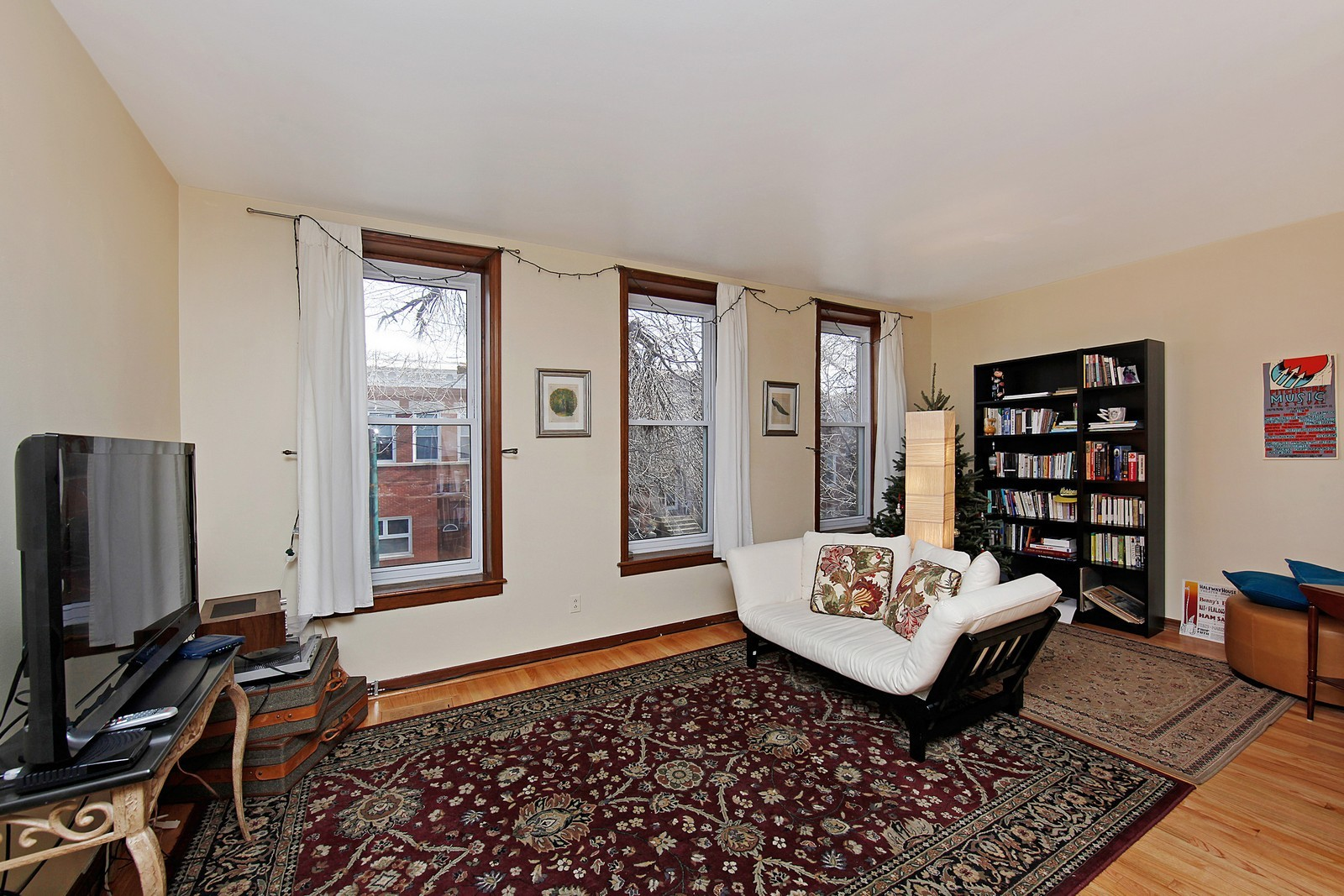 Real Estate Photography - 1748 N Honore, 1,2, 3, Chicago, IL, 60622 - 2nd Floor