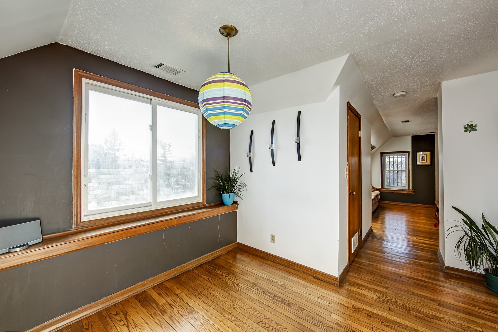 Real Estate Photography - 1748 N Honore, 1,2, 3, Chicago, IL, 60622 - Dining Area