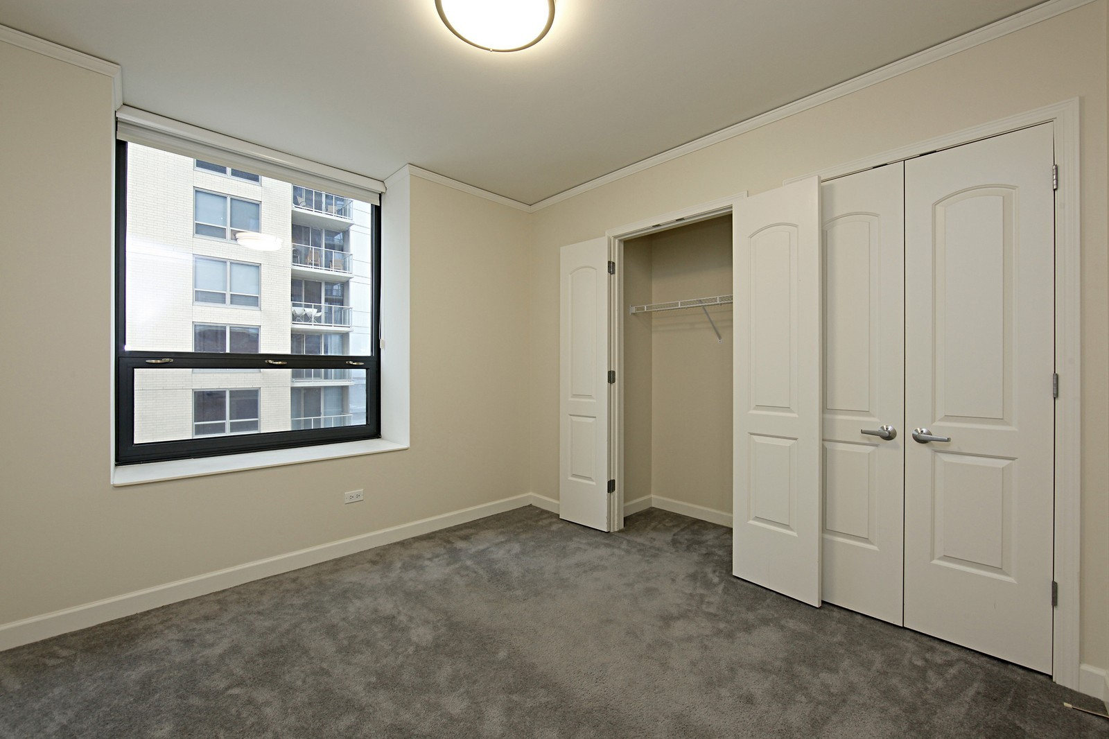 Real Estate Photography - 450 E Waterside, 708, Chicago, IL, 60601 - 2nd Bedroom